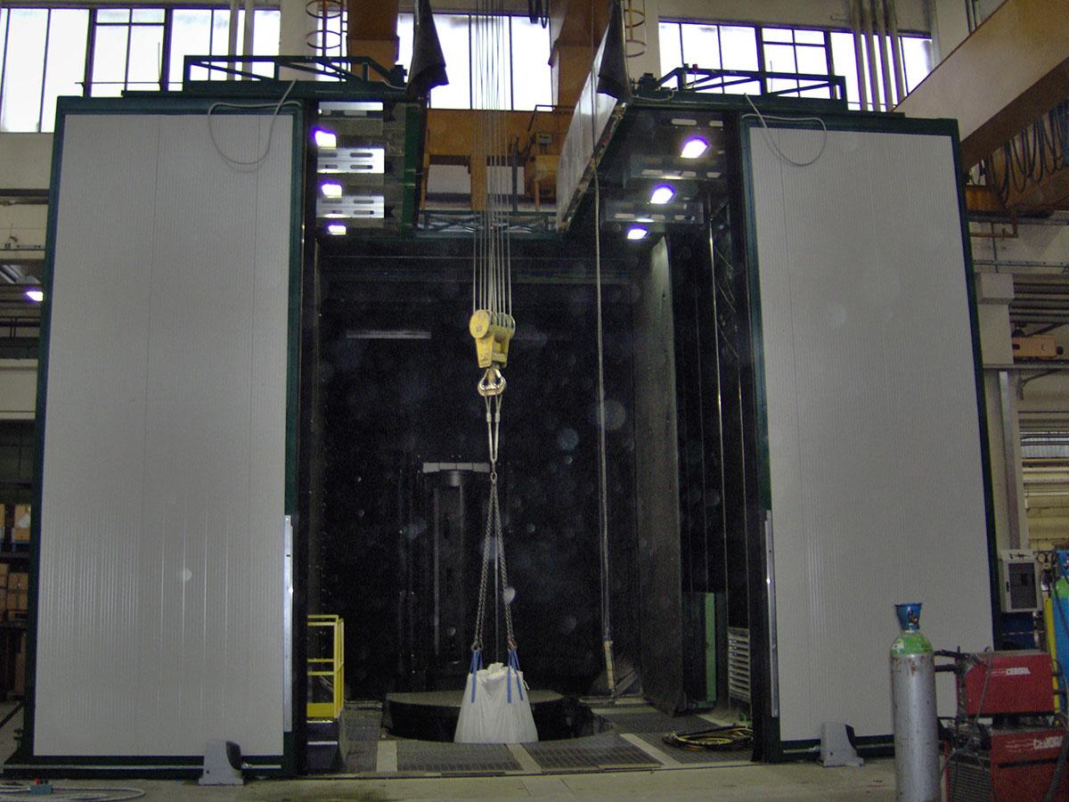Camit impianti speciali struttura esterna