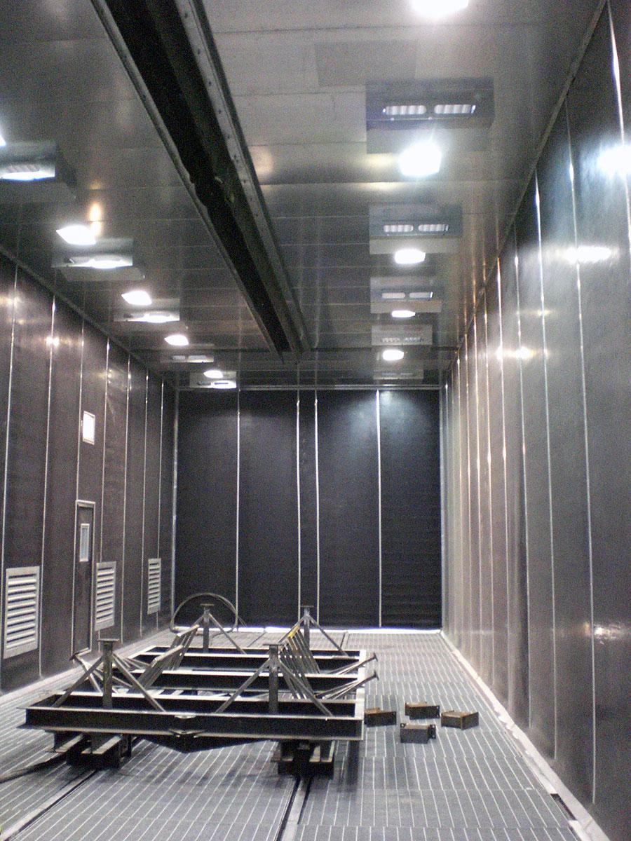 Sandblasting Rooms Camit Impianti Di Sabbiatura E