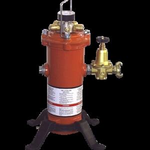 CPF80 cLEMCO filtro a cartuccia a carboni attivi