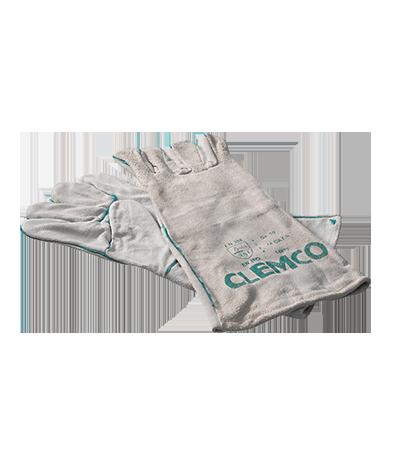 guanti per sabbiatura